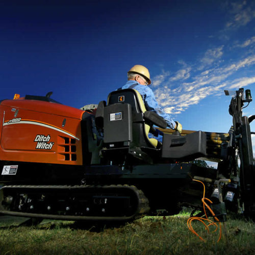 Ditch Witch Horizontal Directional Drill JT922