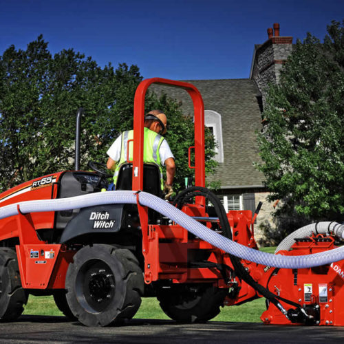 Ditch Witch MT12 Micro Trencher