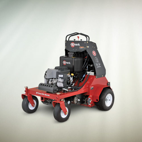 Exmark 30in Stand On Aerator